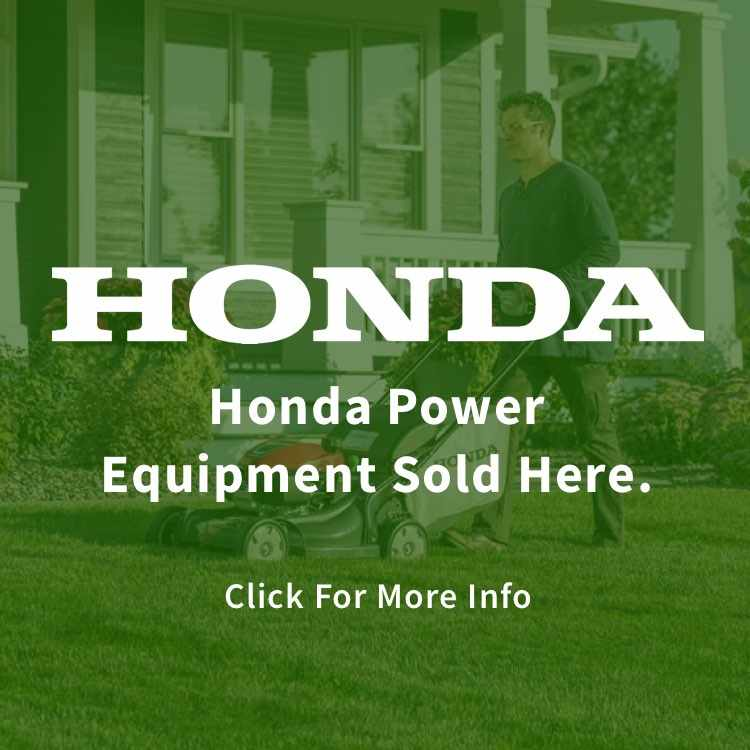 More about Honda power equipment at Karls