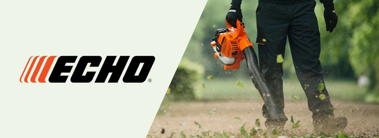Shop Echo outdoor power equipment at Karl's