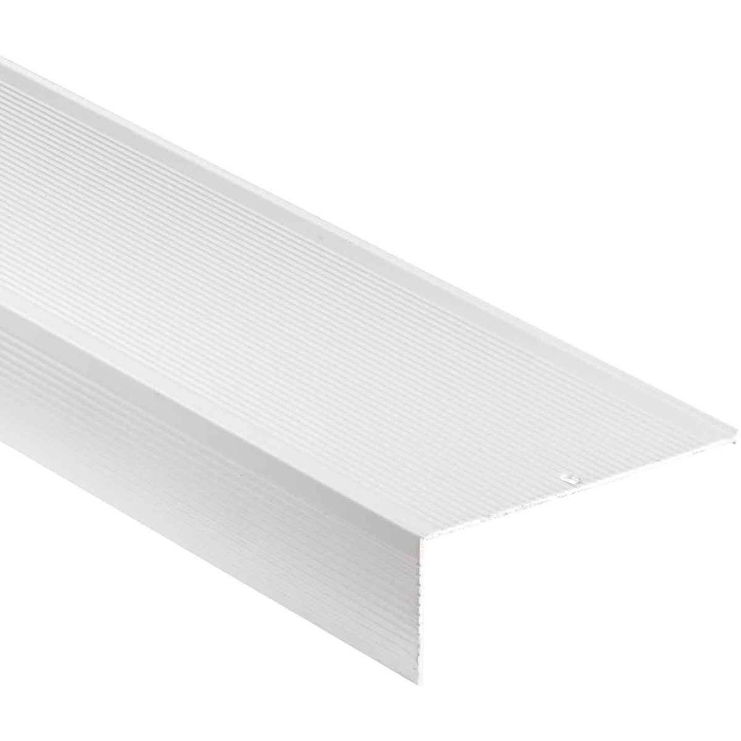"M-D Ultra White 72"" x 4-1/2"" Sill Nosing Image 1"