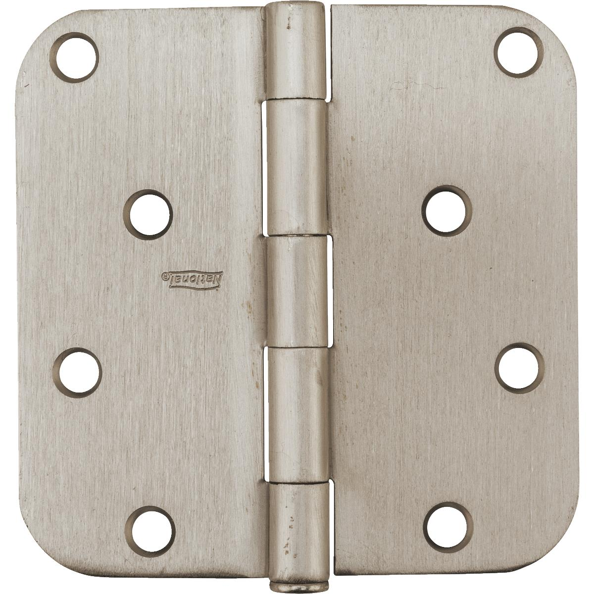 National Hardware N830-207 SPB512R5//8 Door Hinge in Polished Brass