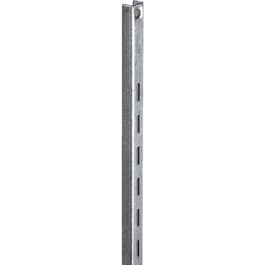 Knape & Vogt 80 Series 48 In. Titanium Steel Adjustable Shelf Standard