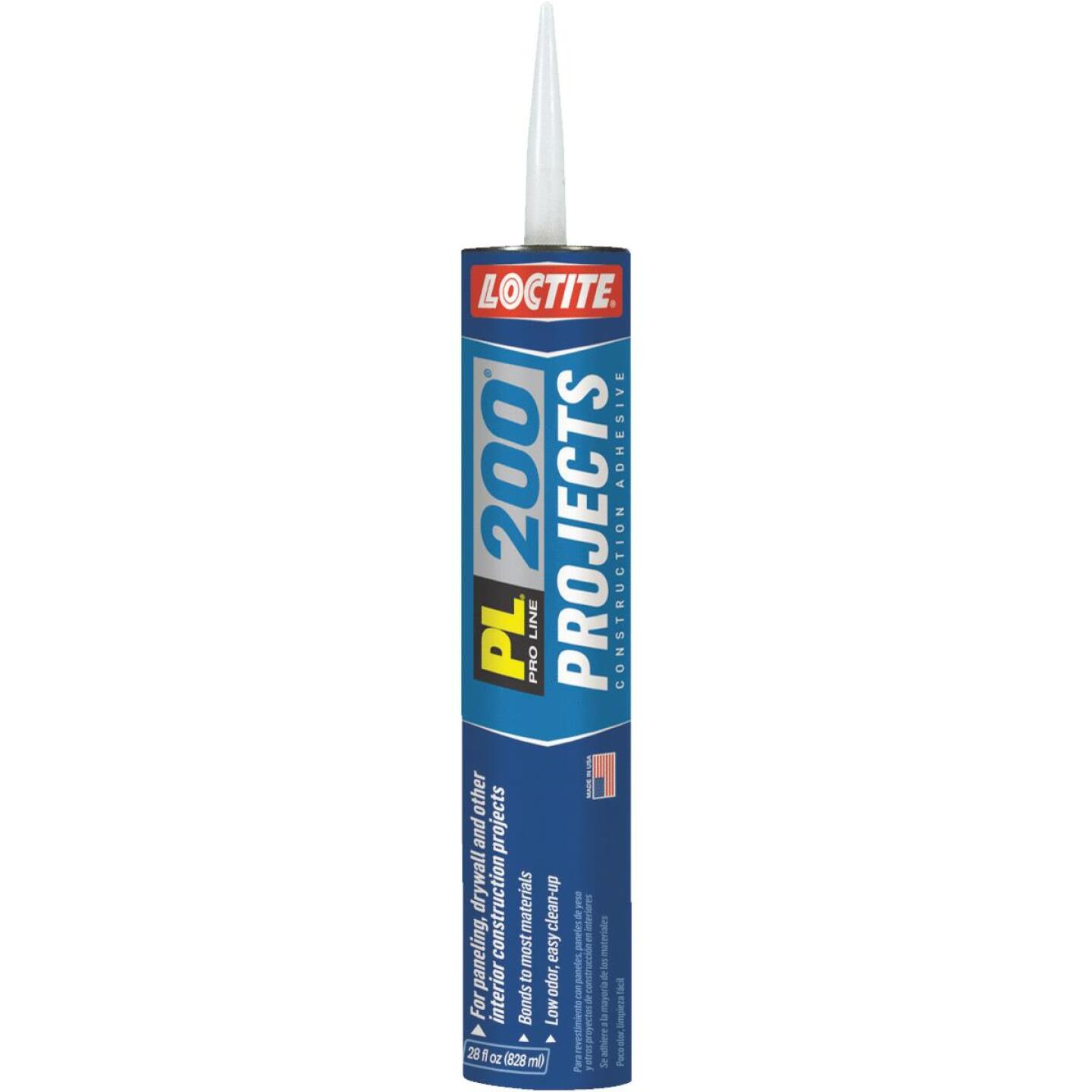 LOCTITE PL 200 28 Oz. Projects Construction Adhesive Image 1