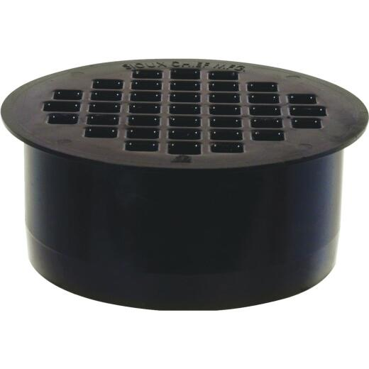Sioux Chief 2 In. ABS Floor Drain