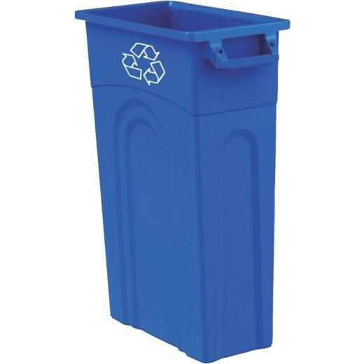 United Solutions 23 Gal. Recycling Trash Can