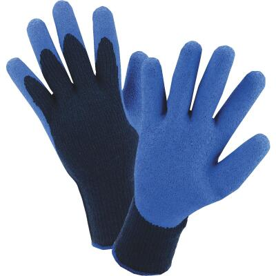 West Chester Men's Large Latex Coated Polyester Winter Glove