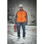 Milwaukee M12 Heated ToughShell Large Gray Cordless Jacket Kit Image 2