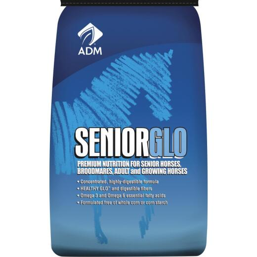 ADM SeniorGlo 50 Lb. Senior Horse Feed