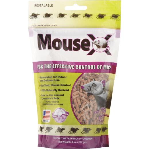 MouseX Pellet Mouse Killer, 8 Oz.