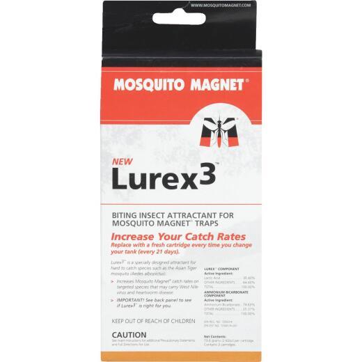 Mosquito Magnet Lurex Mosquito Attractant (3-Pack)