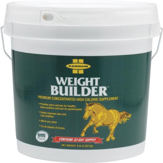 Farnam Weight Builder 8 Lb. Horse Feed Supplement