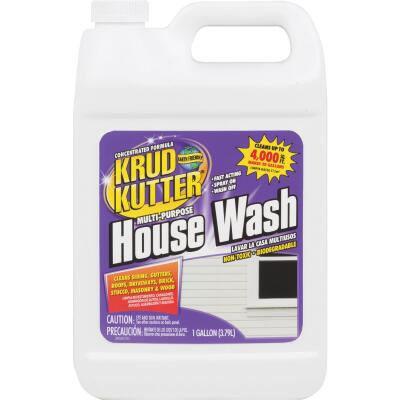 Krud Kutter Multi-Purpose House Wash Concentrate, 1 Gal.