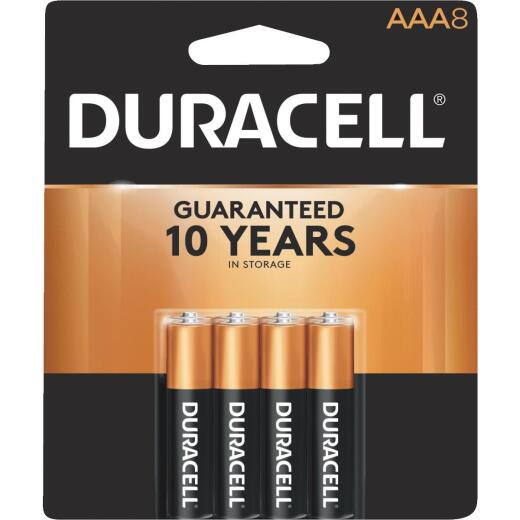 Duracell CopperTop AAA Alkaline Battery (8-Pack)